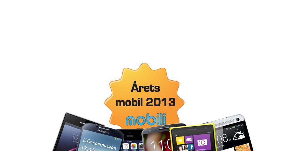 Dette er årets beste smarttelefoner