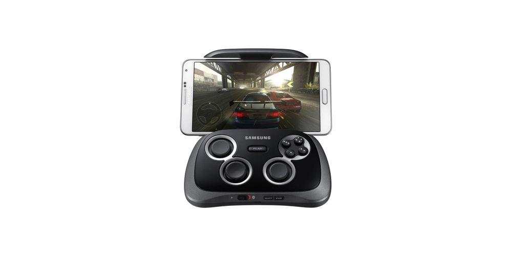 Samsung lanserer spillkontroll til mobil