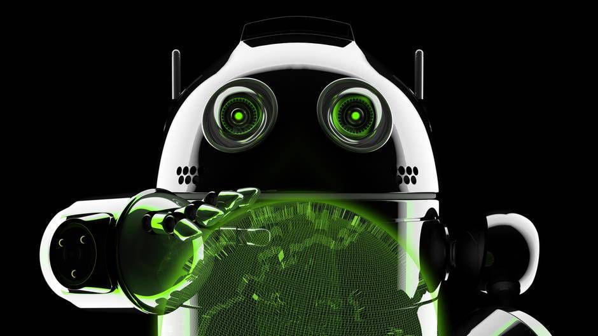 Ny rapport: 4 av 5 bruker Android