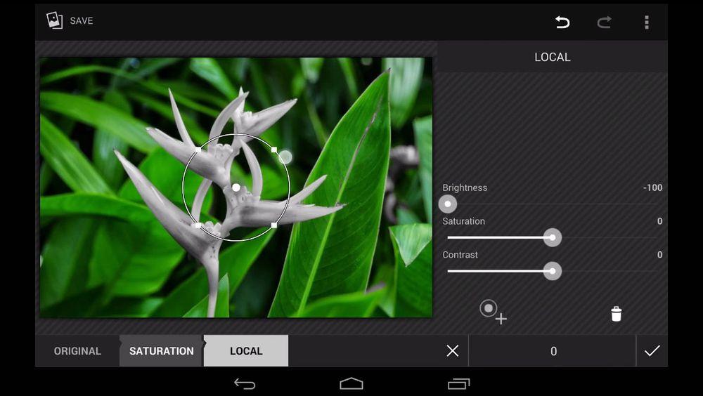 TEST: Android har bedre bildebehandling