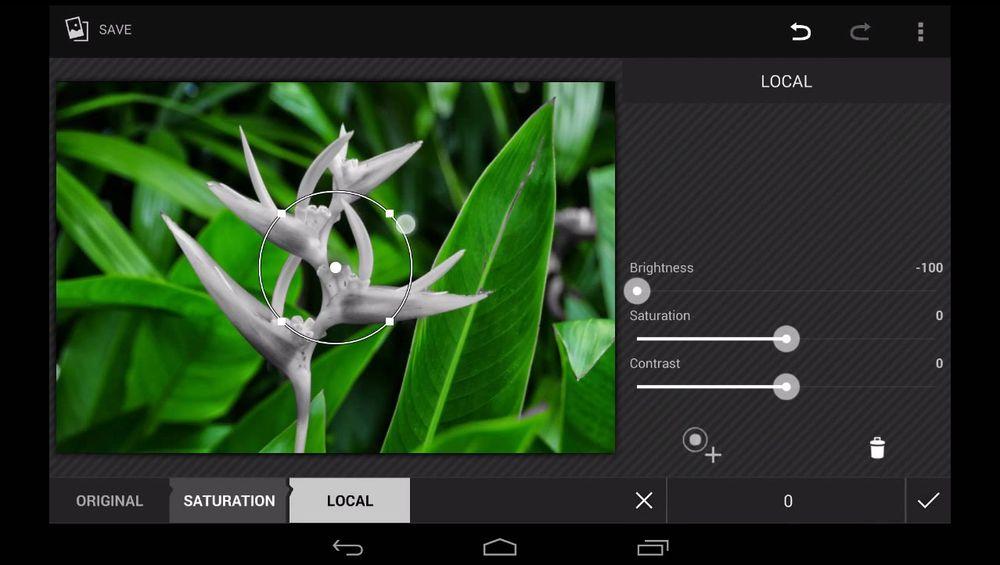 Android har bedre bildebehandling