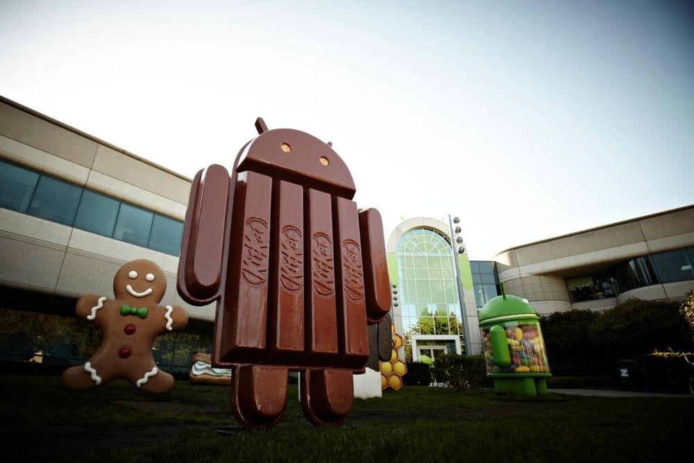 Android KitKat lekker