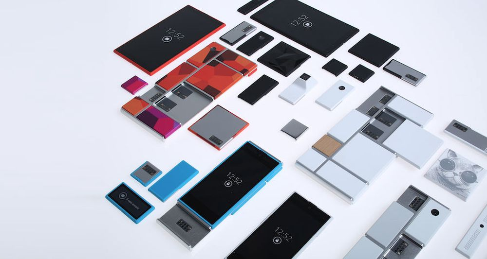 TEST: Bygg din egen telefon