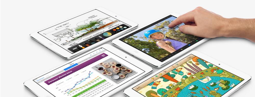 Nye iPad: Dette er nytt