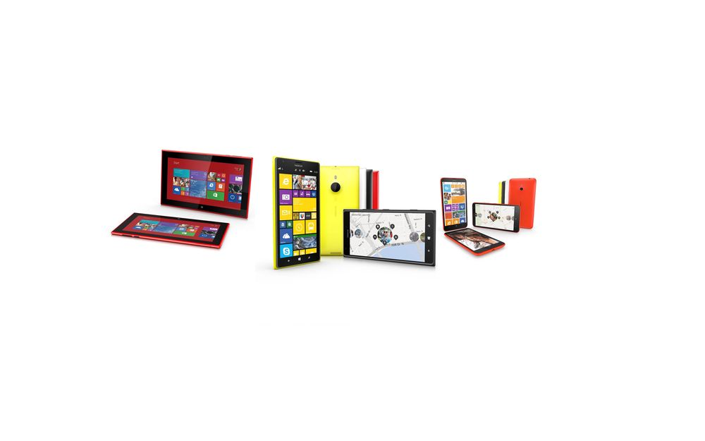 Nokia lanserer store Lumia-nyheter