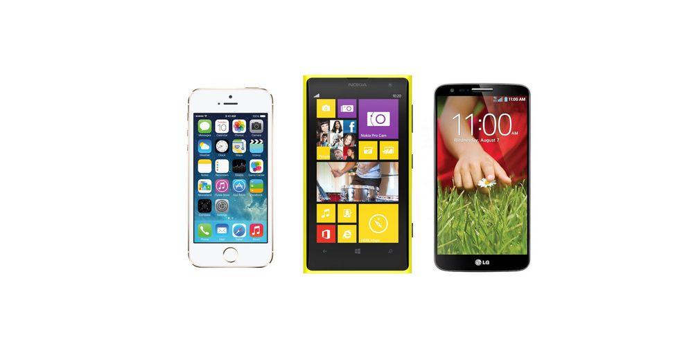 TEST: 5 ting vi elsker med Android, iOS og Windows