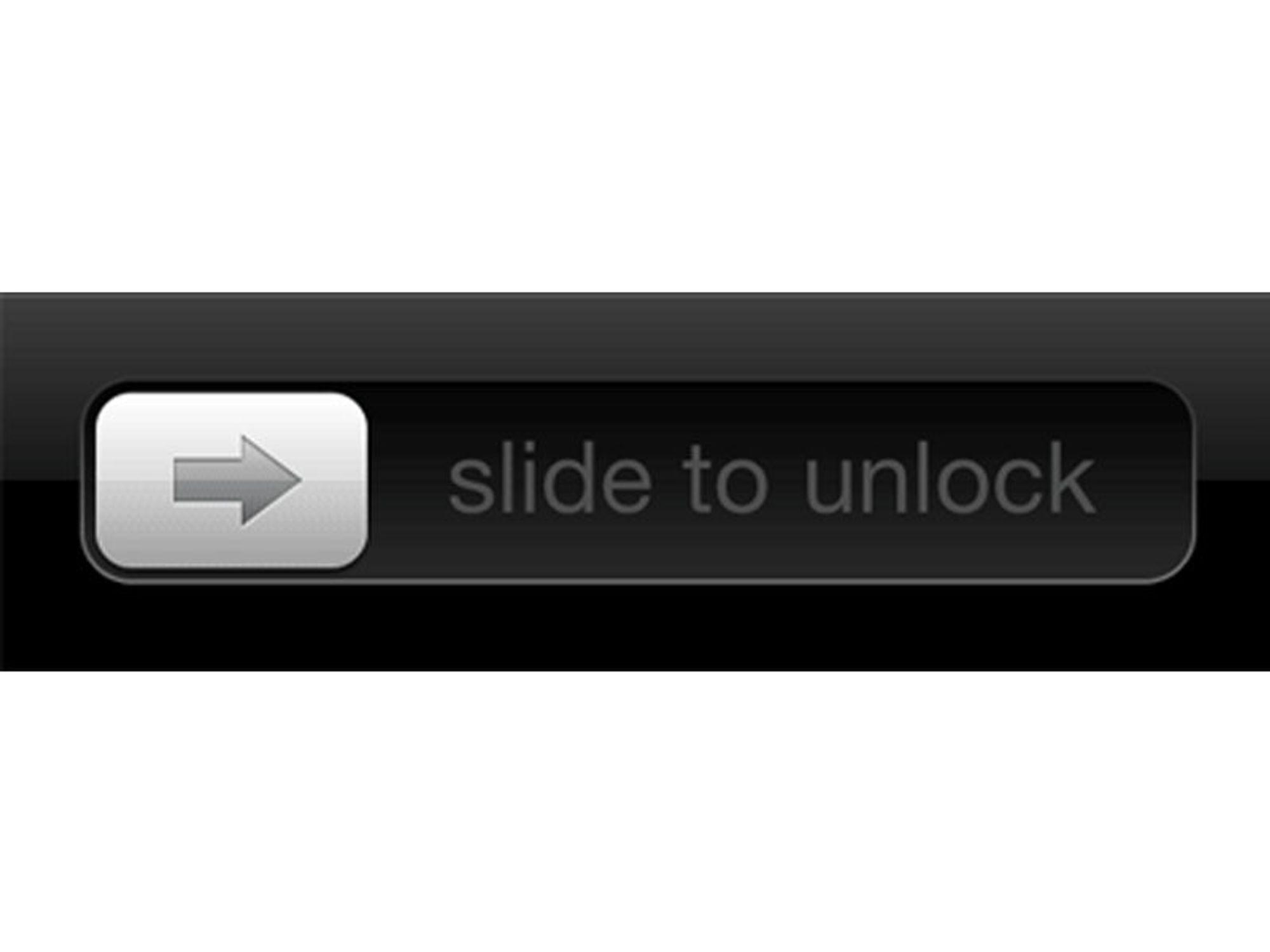Apple får patent på opplåsing