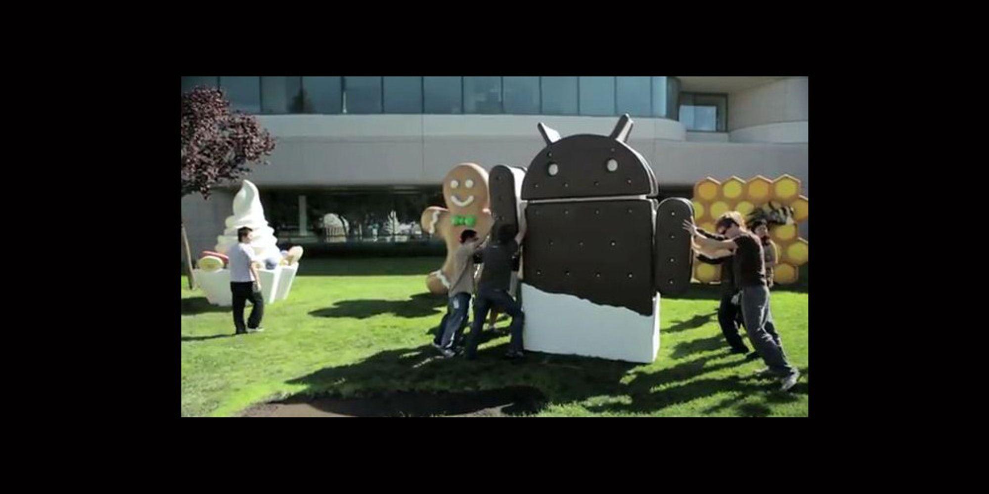 Ny Android-versjon natt til onsdag