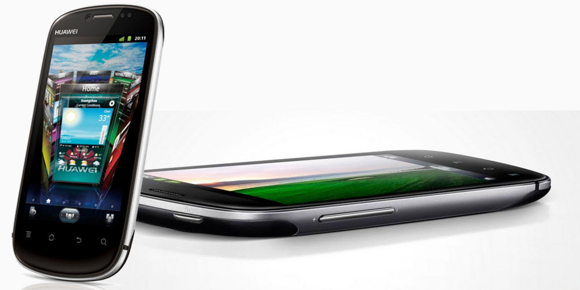 Huawei Vision er straks i butikk