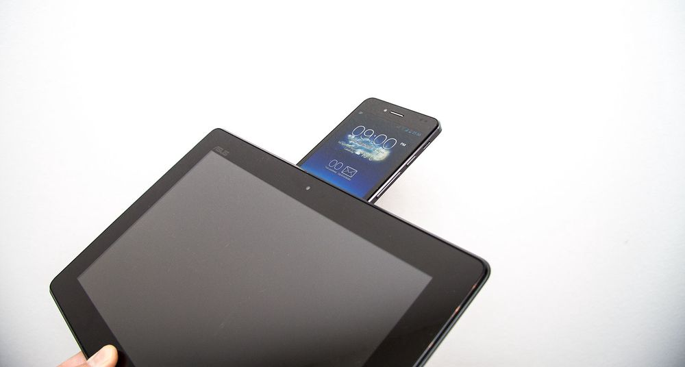 TEST: TEST: Asus Padfone Infinity