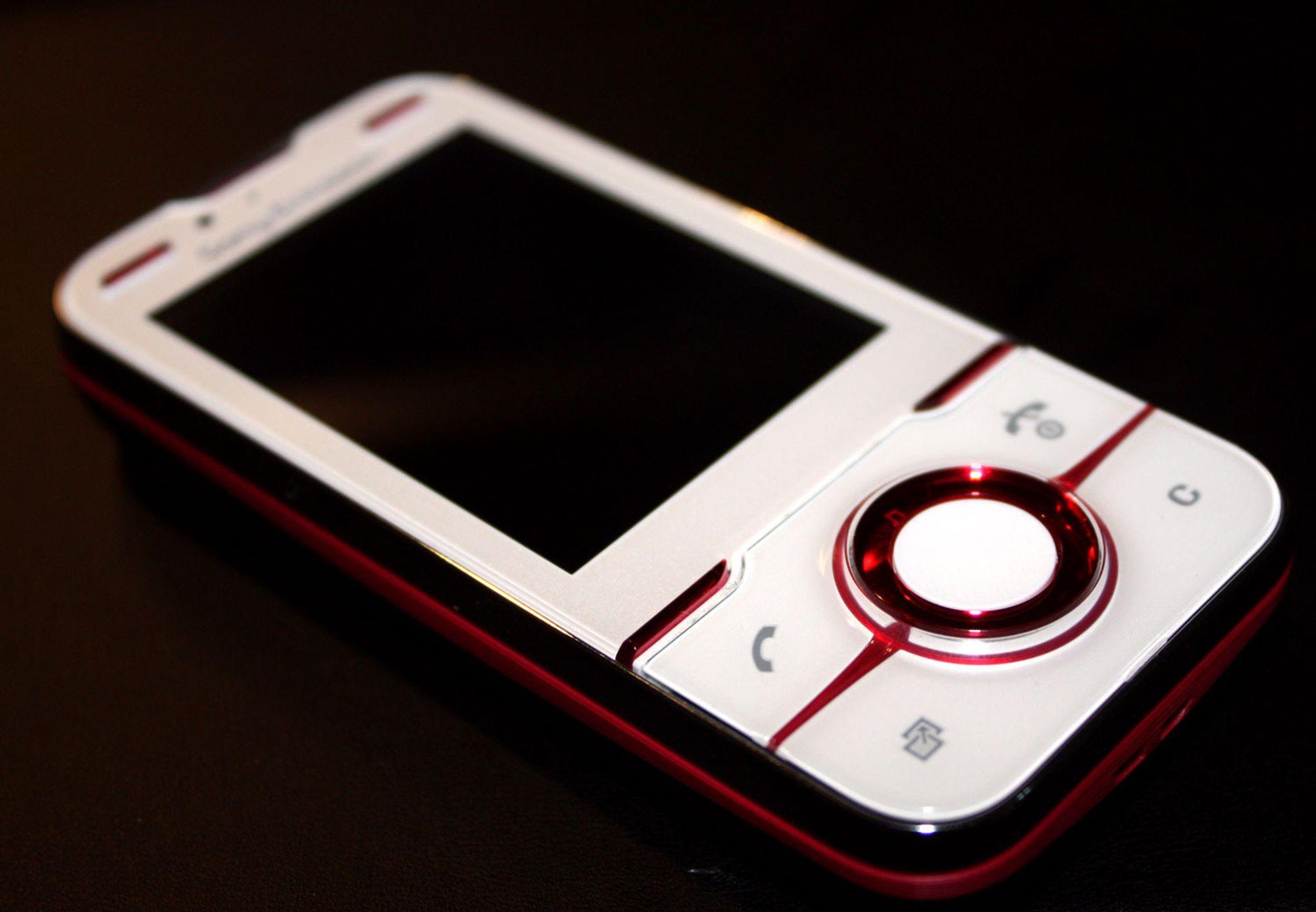 Sony Ericsson Yari in the Test