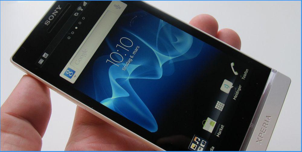 Sony Mobile stikker fra Sverige