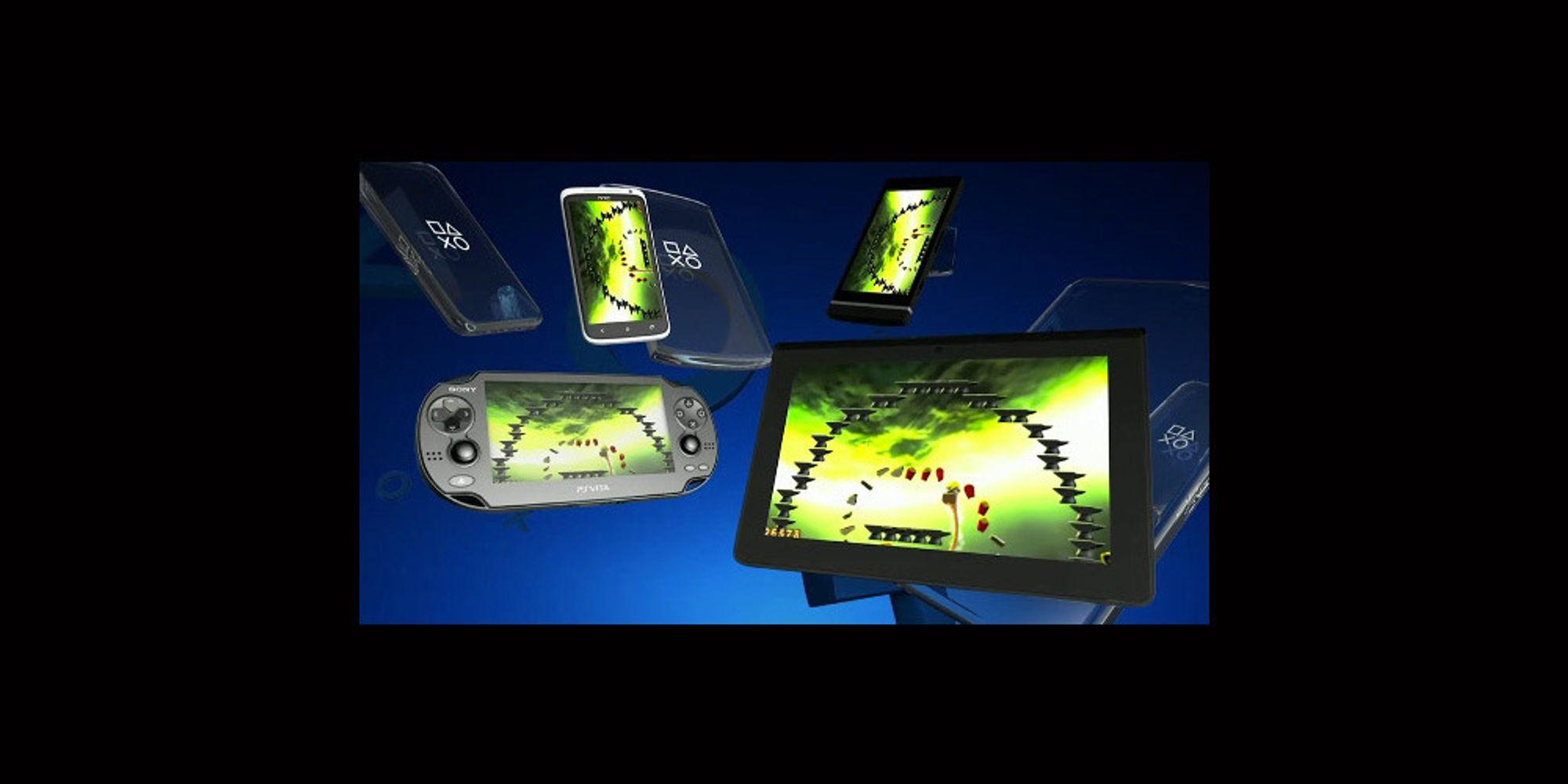Playstation Mobile på vei i marsjfart