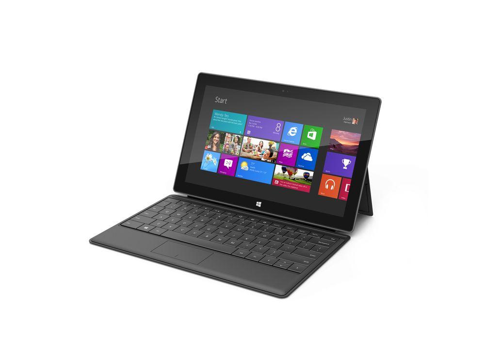 Allerede i gang med Surface 2