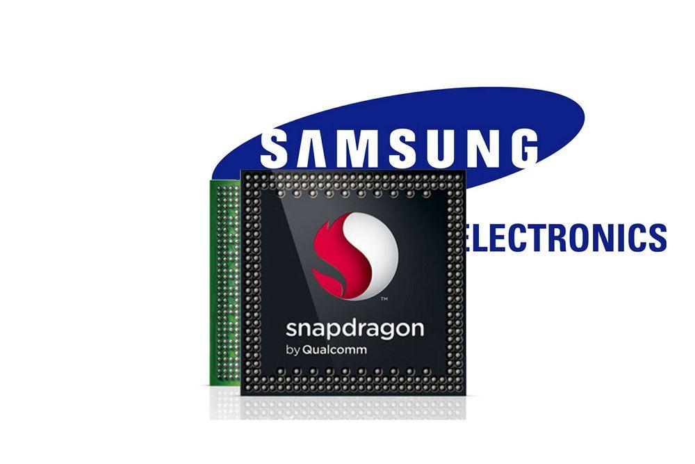 Samsung skal lage Qualcomm-brikker