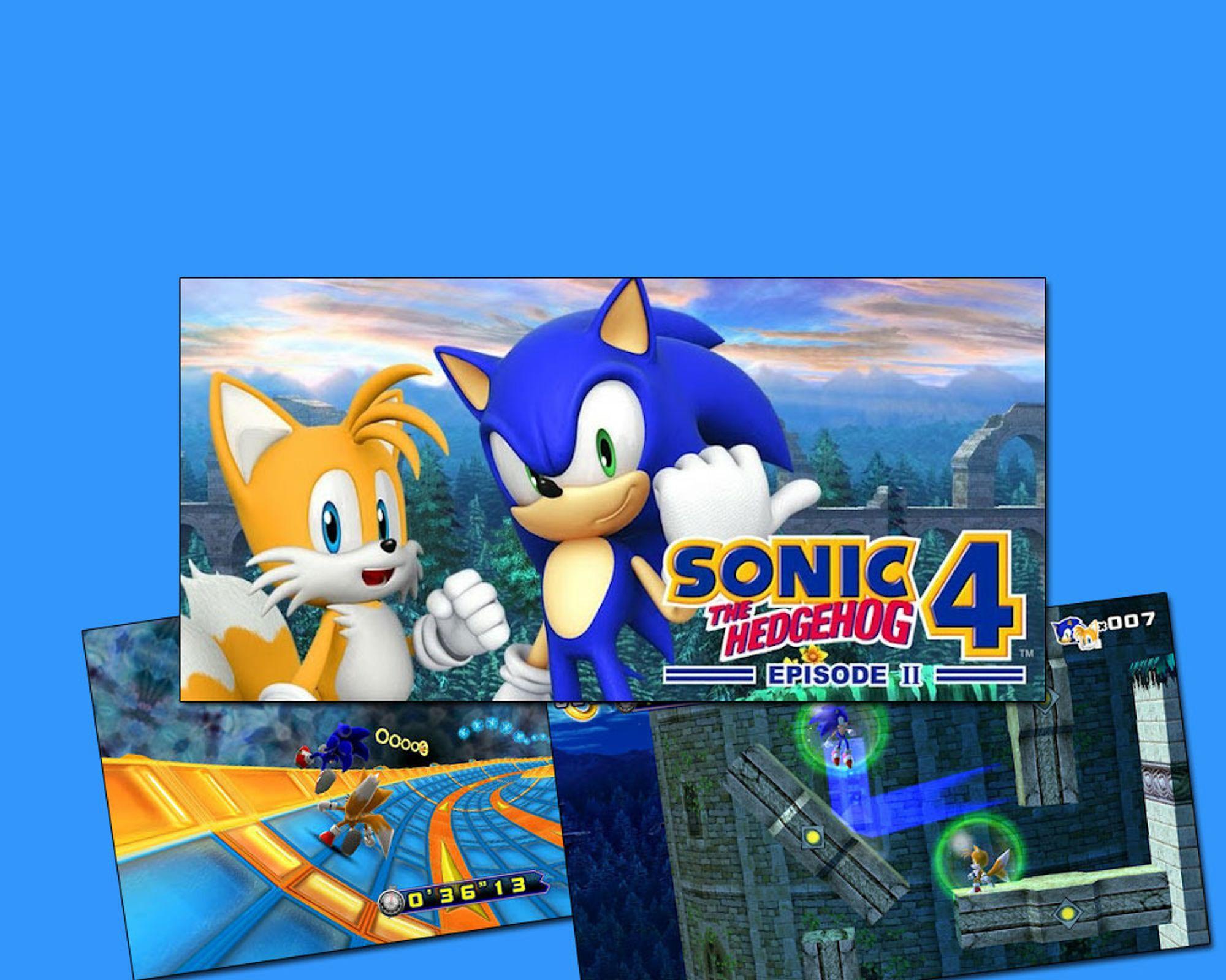 Sonic ute til alle Android-telefoner