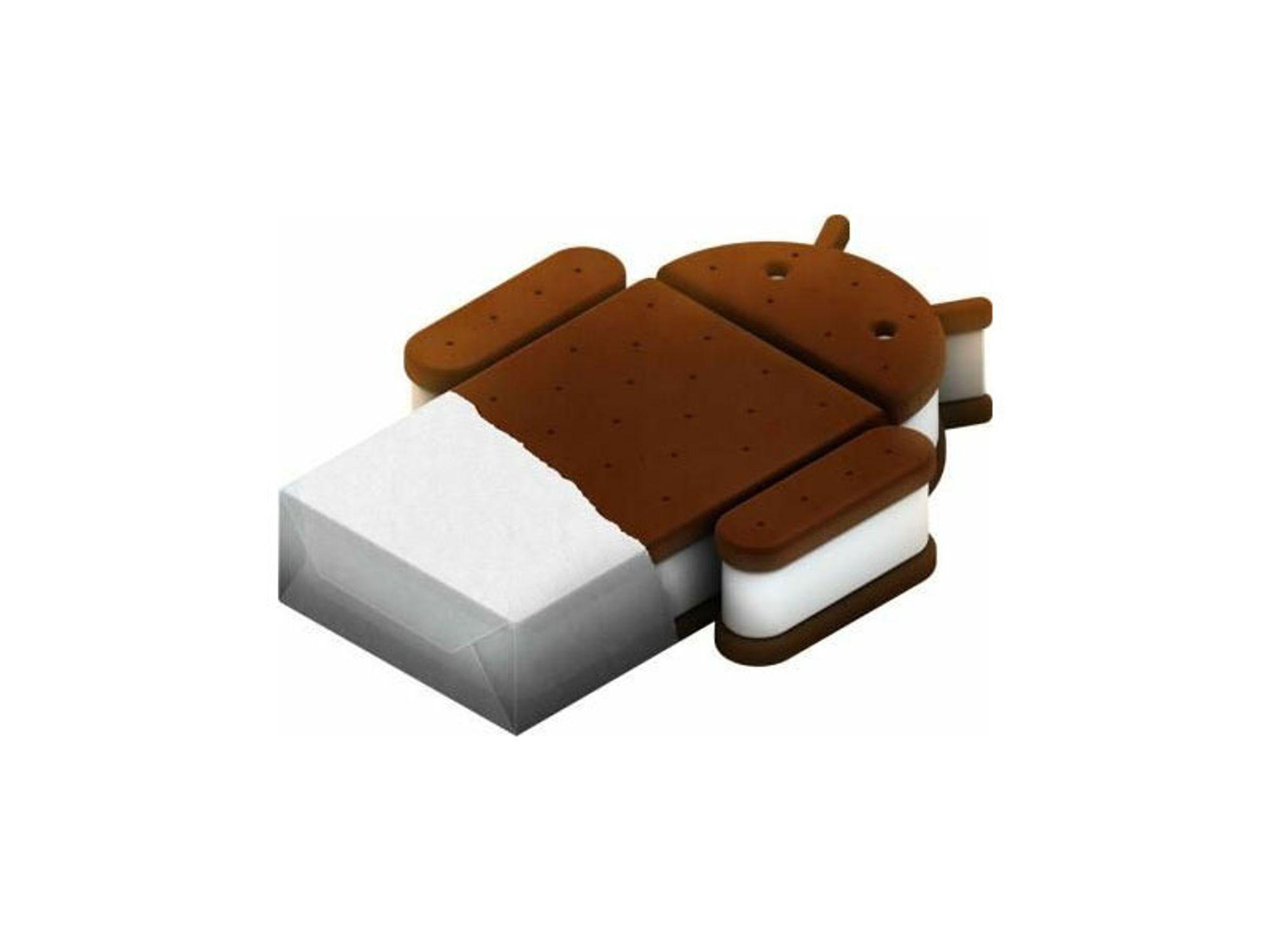 Så lang tid tar det å få Android 4.0