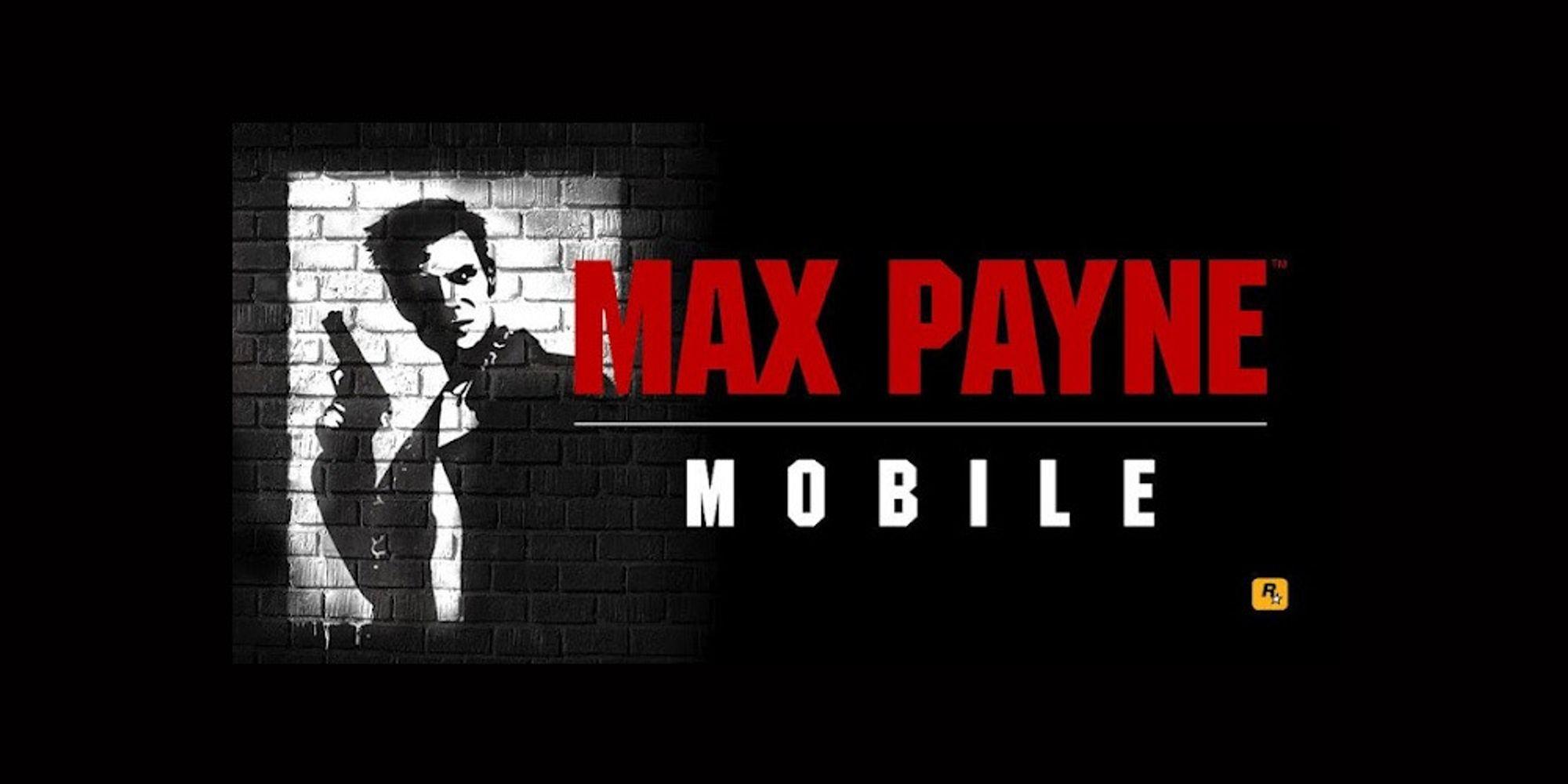 Max Payne er klart for Android