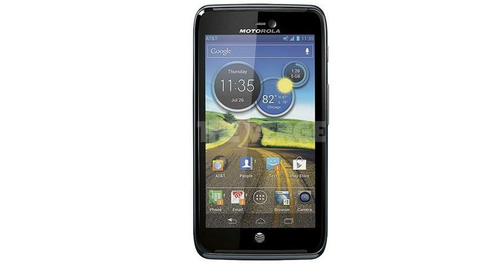 Motorola Atrix 3 er på vei