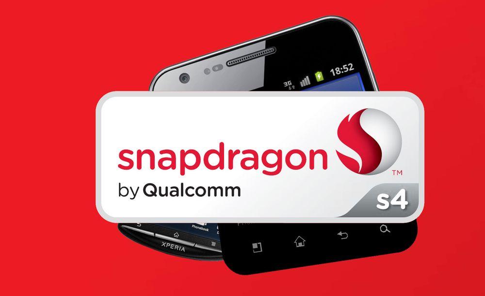 Leveringstrøbbel for Snapdragon