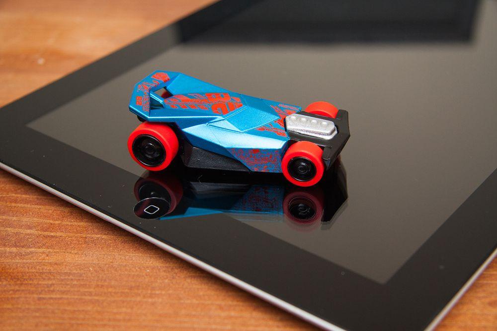 TEST: Test: Kjør på iPad-en din