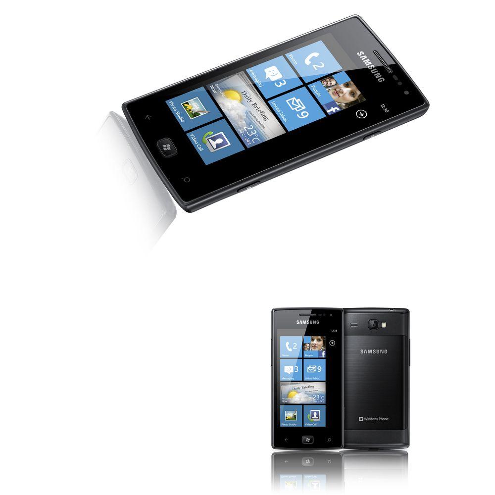 Test av Samsung Omnia W