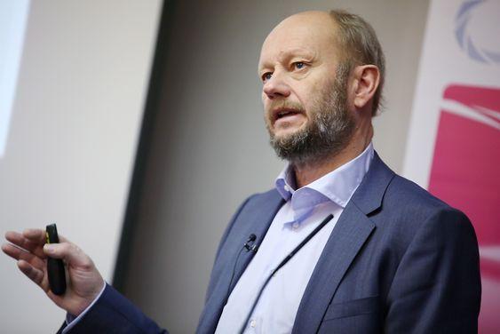 Administrerende direktør i Norsk Industri, Stein Lier-Hansen