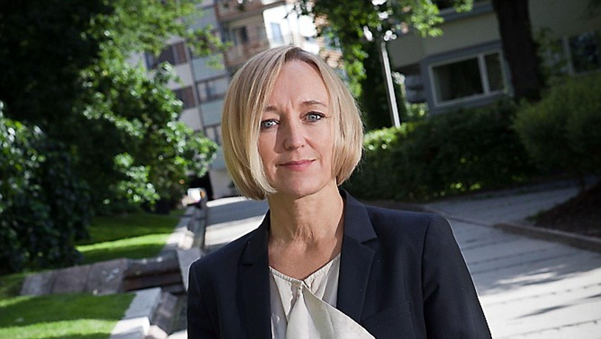 Den nye generalsekretæren i Polyteknisk forening er Anne Cathrine Gjærde.