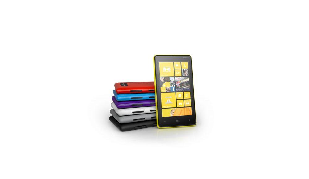 Slik er Nokia Lumia 820