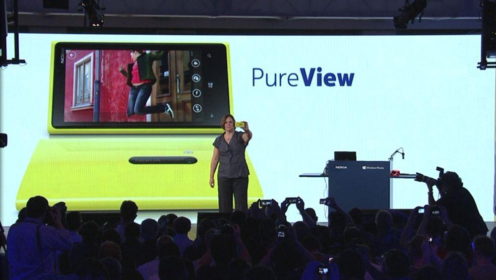 Nokia lanserer Windows Phone 8-telefoner