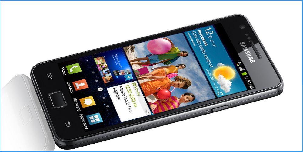 Så mye sterkere blir Galaxy SII med Android 4.0