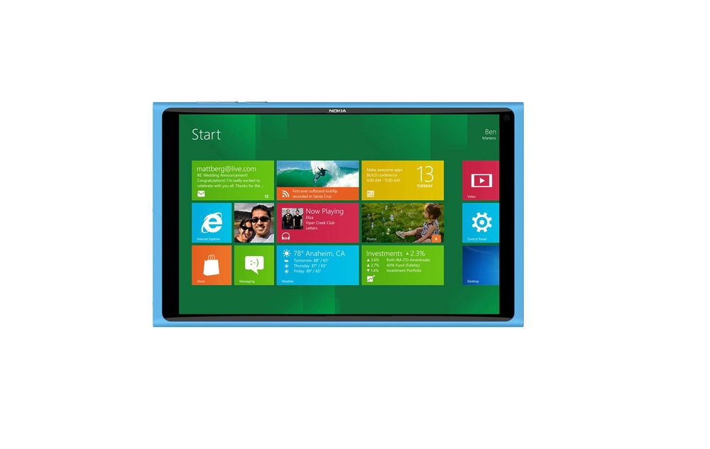 - Nokia skal lansere Windows 8-tablet