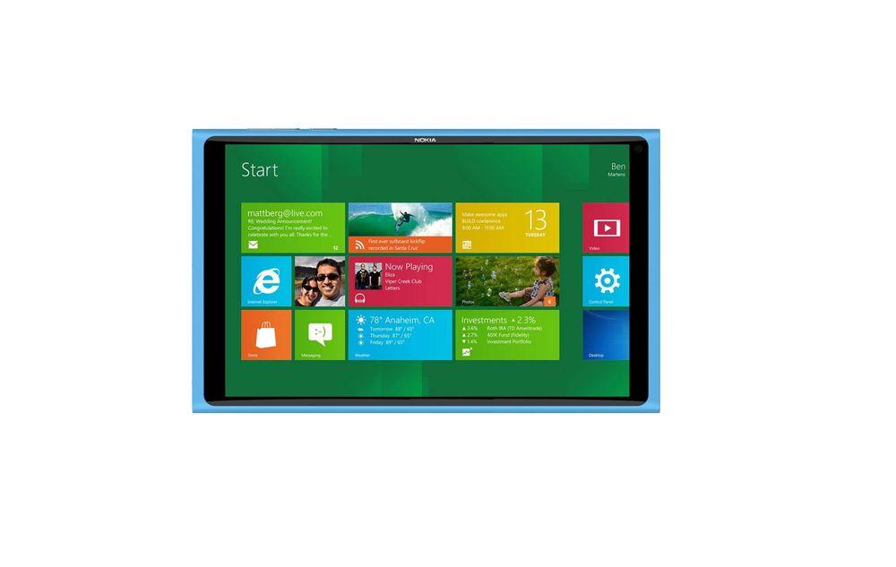 - Nokia skal lansere Windows 8-tablet