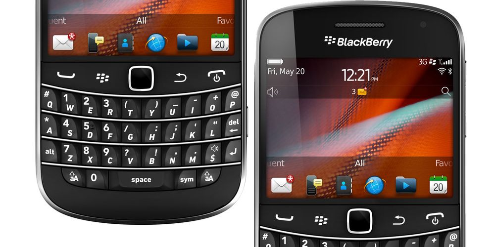 BlackBerry med nytt OS og nye telefoner