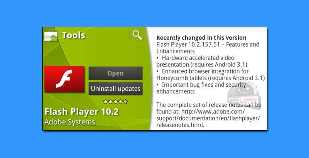 Android 3.1 avslørt?