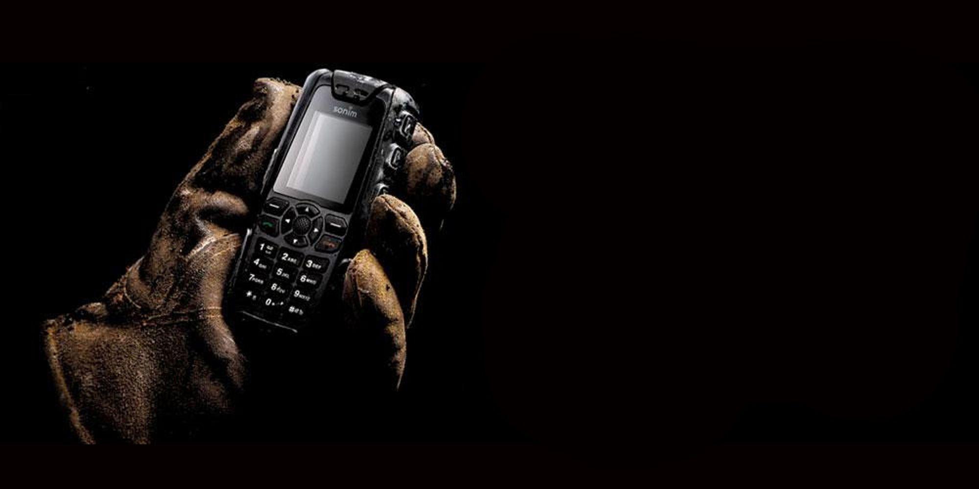 Sonims tøffeste telefoner kommer til Norge