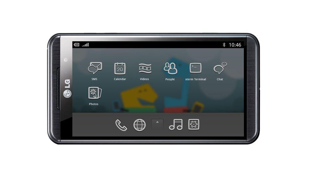 LG viser MeeGo-telefon
