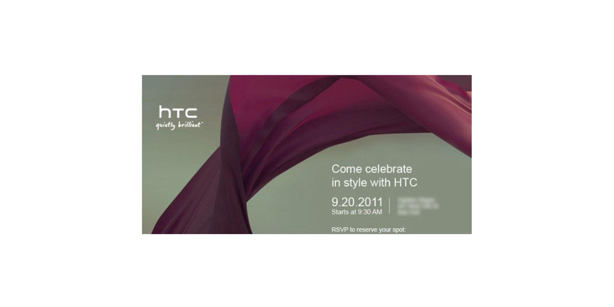 HTC lanserer designtelefon neste tirsdag
