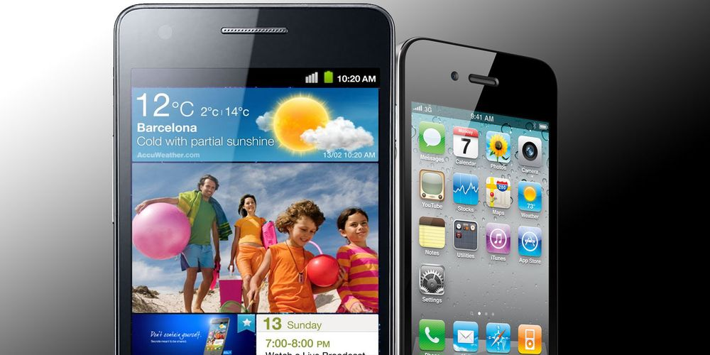 Android mer populært enn iPhone
