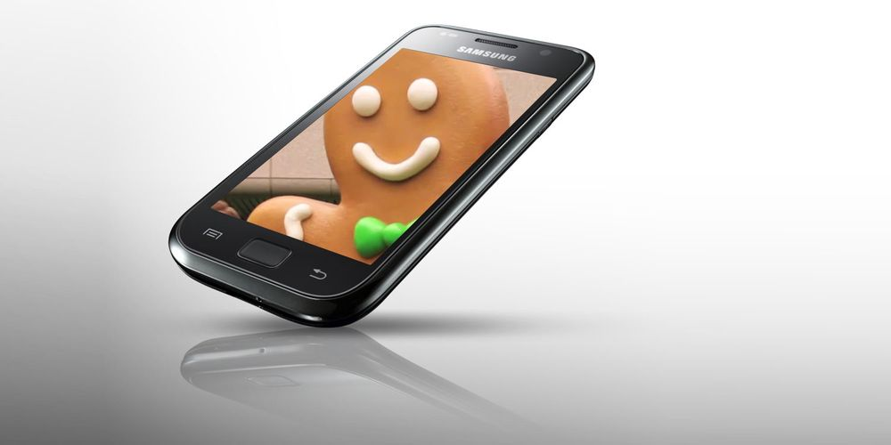 Nå kan du oppdatere Galaxy S til 2.3