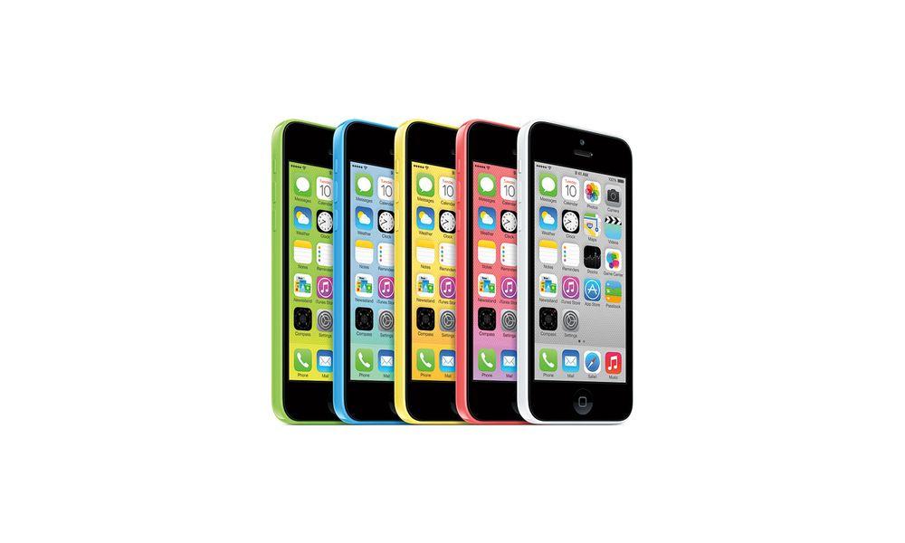 TEST: - Apple kutter i iPhone 5C-produksjonen