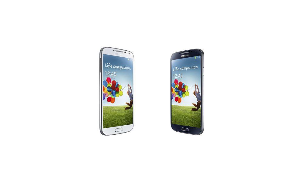 Lanserer sprekere Galaxy S4