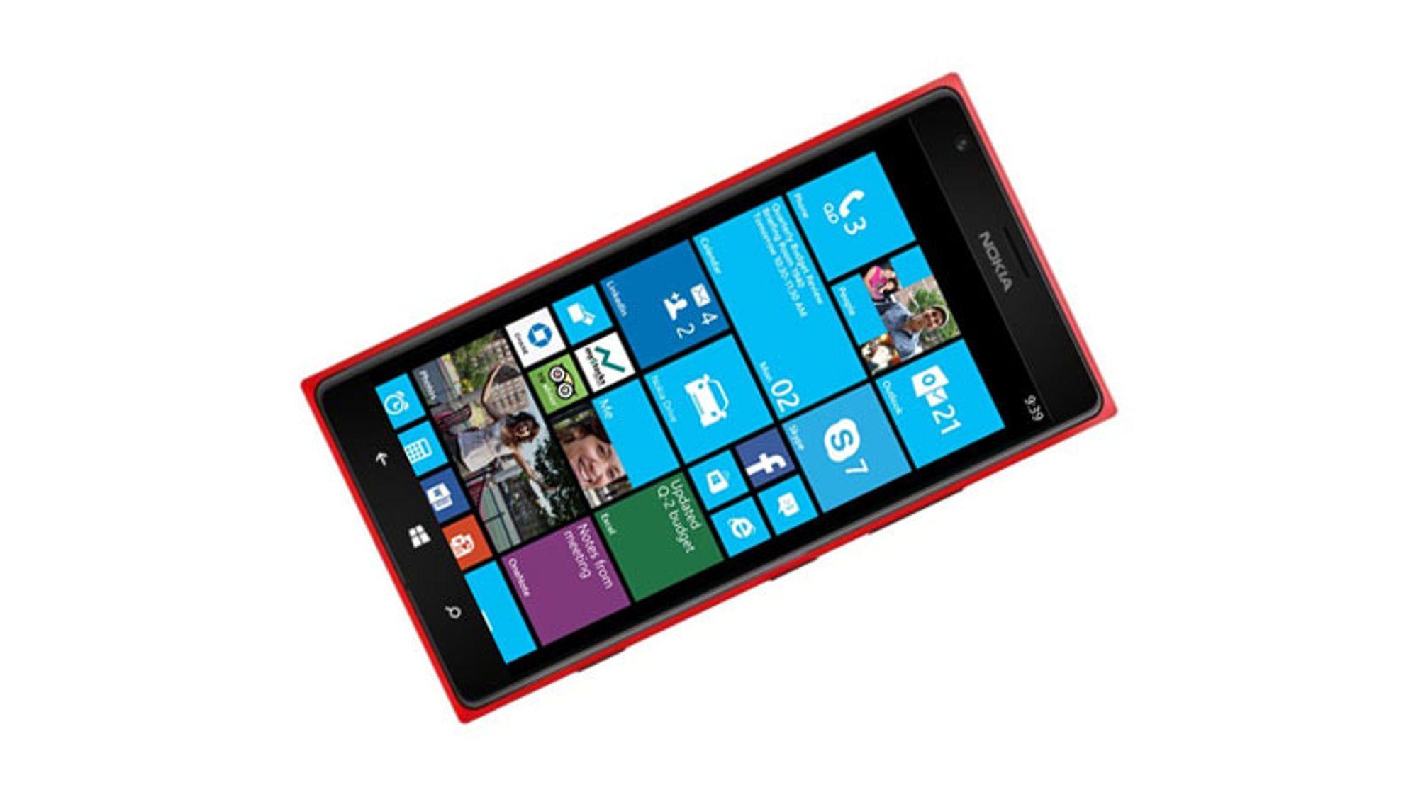 Ny Windows Phone 8-versjon på vei