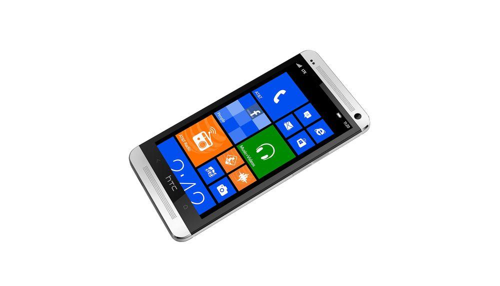 TEST: Vil utstyre HTCs Android-telefoner med Windows