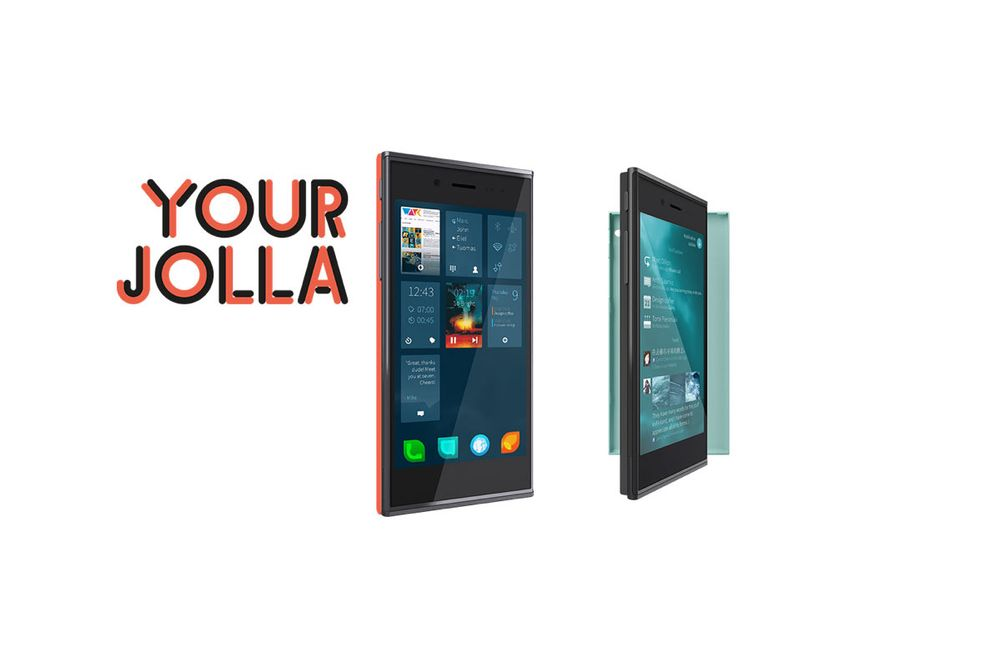 Slik blir Jolla-mobilen