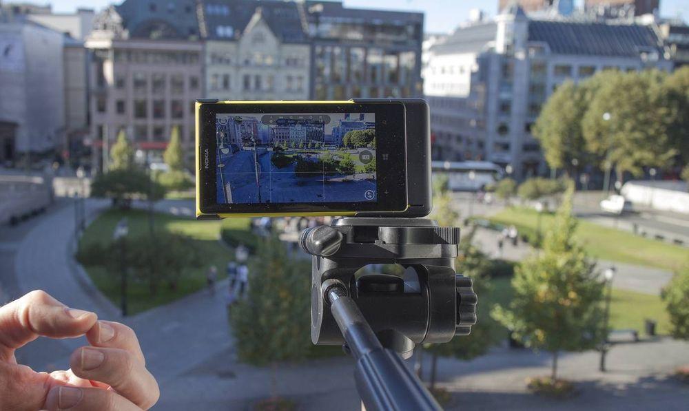 TEST: Vi titter på Nokia Lumia 1020