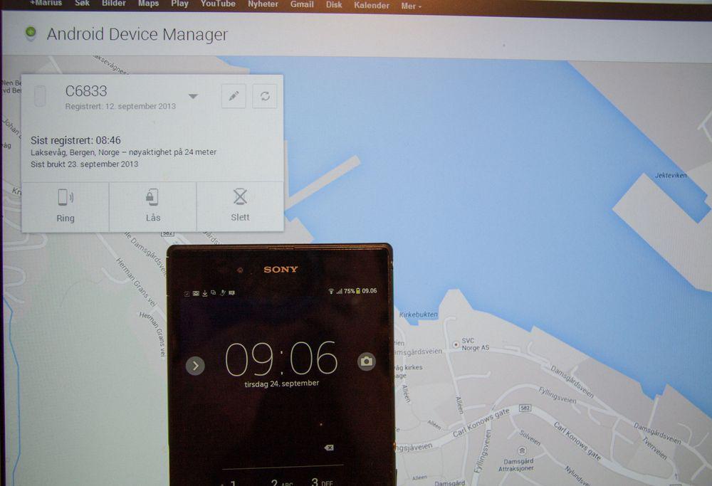 TEST: Nå kan alle Android-er fjernlåses