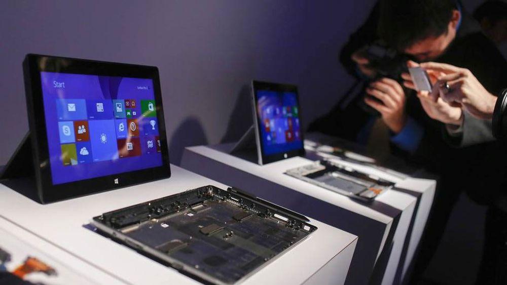 TEST: Microsoft lanserer nye Surface-brett