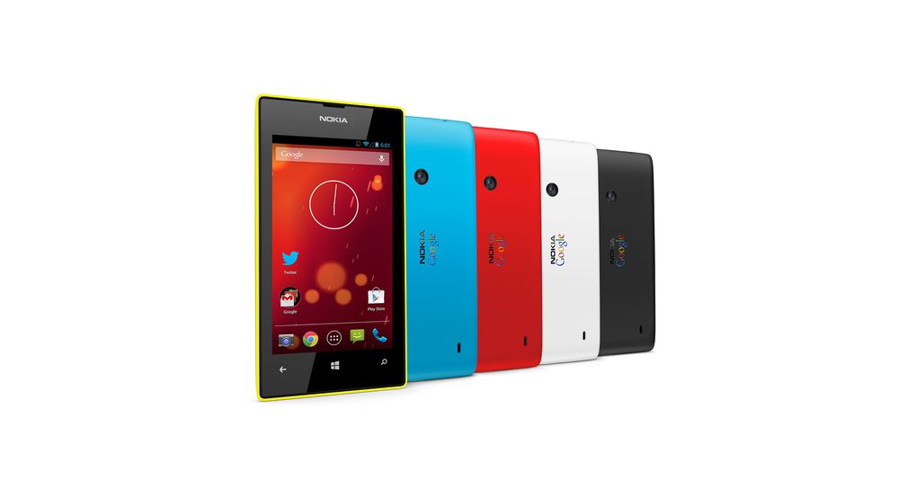 - Nokias Android-mobil lever fortsatt