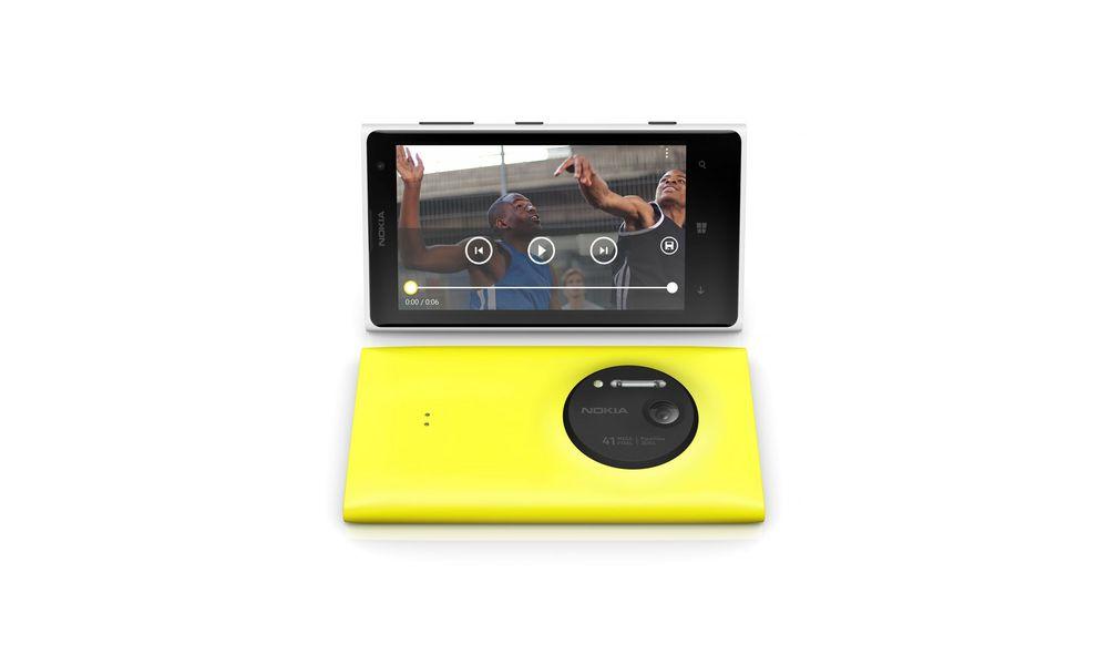 Nokia Lumia 1020 på vei